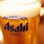 レストラン 酔牛亭 - 生ビール