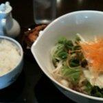 白牡丹 - 冷やし担々麺セット