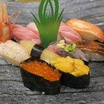 志むら寿司 - 安定した味です