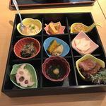 和カフェ 静の里 - 料理写真: