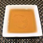 若鮨 - ごま油塩