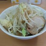 ラーメン ○菅 - ラーメン(680円)