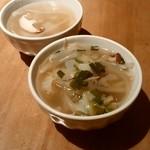 アジアンバル209 - 欲張り私のスープ