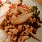 アジアンバル209 - ひき肉大き目