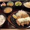 鉄板ステーキ ろく丘 - 料理写真:チキン南蛮御膳セット
