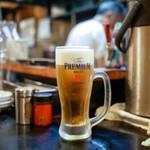 川勢 - ☆生ビール 600円