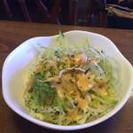 ロペ - セットのサラダ