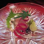 天ぷら酒房 西むら - 造り