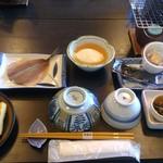 彩かさね - 朝食