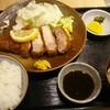 かつ亭 - 料理写真:ロースカツ定食 1,000円