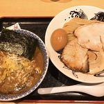 松戸富田麺業 - 濃厚特製つけ麺