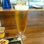 いか焼き 世界 - ハートランドビール