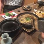 たなごころ - 牛肉の柳川煮