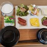 旅じや - 料理写真:朝食1200円