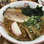 居酒屋呑屋 - ラーメン@550円