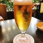 京鼎樓 - グラスビール