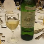 東京プリンスホテル - 白ワイン