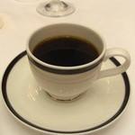 東京プリンスホテル - コーヒー