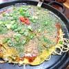 おこのみ村 - 料理写真:「そば肉玉」(580円)