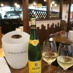 葡萄酒房allee - ゲヴルツトラミネ〜♬