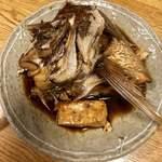 味っ子 - 鯛のあら炊き