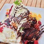 MOANA cafe&diner - MOANAパンケーキデラックス