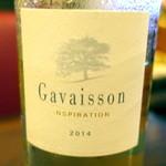アベス - ドメーヌ・ド・ガヴェッソン アンスピラシオン2014 白ボトル7,800円