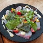 コマツ - 鮮魚のカルパッチョ