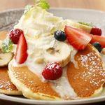 MOANA cafe&diner - MOANAクラシックパンケーキ