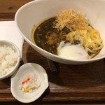うどん小屋 柔製麺 - カリタ980円