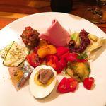 バレーナ - ディナー4,000円 前菜