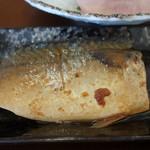 おさかな倶楽部 - (2018/6月)「まんぷく定食」の煮魚