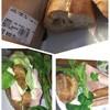 日進ワールドデリカテッセン - 料理写真:北海道産小麦粉のバゲットと同時購入のハム類でカスクートランチ