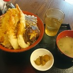 海鮮 天ぷら かば -