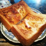 90745325 - 美味しいトースト♪