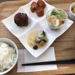 カフェ&デリ マルク - 料理写真:デリランチ