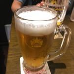 ビヤホール 銀座ライオン - これでチュウナマ!!