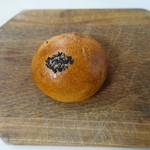 パン工房 小麦屋 - 粒粒あんパン(172円)