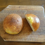 パン工房 小麦屋 - カレーパン(194円)