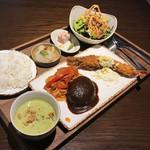 KANAME - The KANAME 御膳(2,600円)ドリンク付き