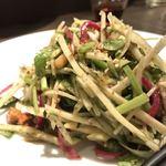 虞妃 - パパイヤ山椒サラダ