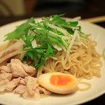 上海ヌードル 珊 - 担々つけ麺