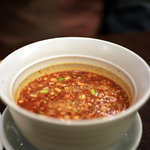 上海ヌードル 珊 - 担々つけ麺つけつゆ