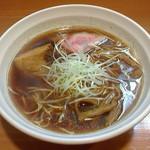 90751150 - 鶏清湯ラーメン(醤油)700円