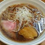 90751155 - 鶏清湯ラーメン(醤油)