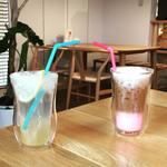 Sweets market cafe - ドリンク写真: