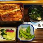 活鰻 - 料理写真:さくら(3,700円)