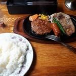 レストラン寿楽 - ミックス