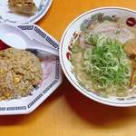 天下一品 - 料理写真:チャーハン定食 980円