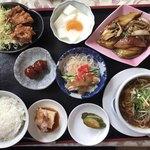 翠真 - 料理写真:日替りランチ